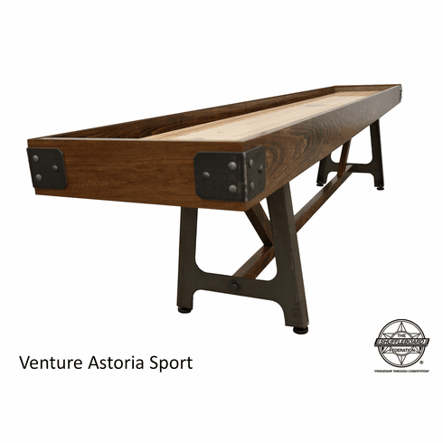 12' Venture Astoria Sport Shuffleboard Table
