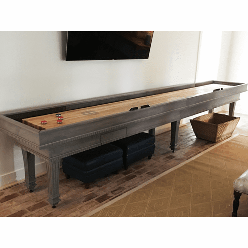 14' Champion Reagan Shuffleboard Table