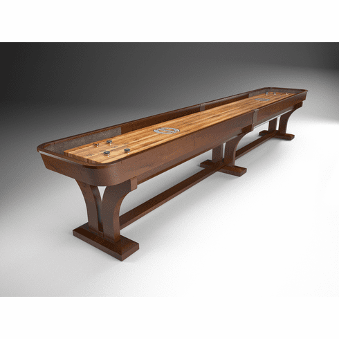 14' Champion Venetian Shuffleboard Table