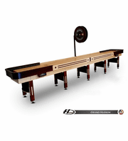 14' Grand Hudson Shuffleboard Table