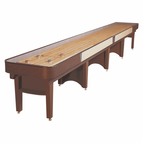 16' Ambassador Shuffleboard Table
