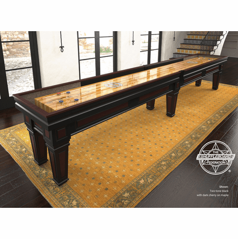 16' Champion Worthington Shuffleboard Table