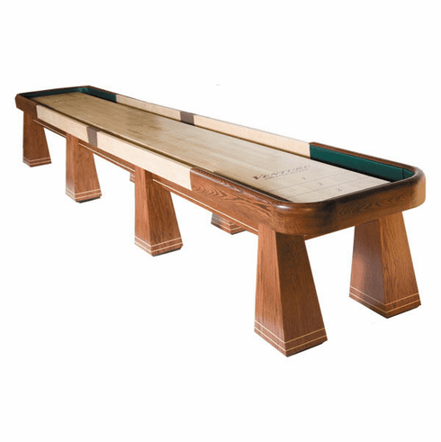 16' Saratoga Shuffleboard Table