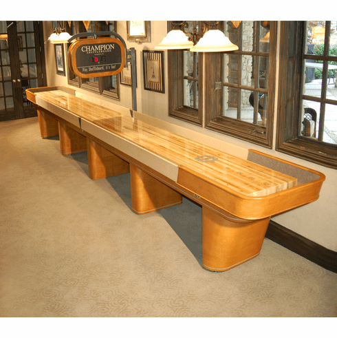 18' Champion Capri Shuffleboard Table