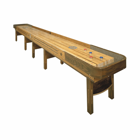 18' Grand Champion Limited Edition Shuffleboard Table