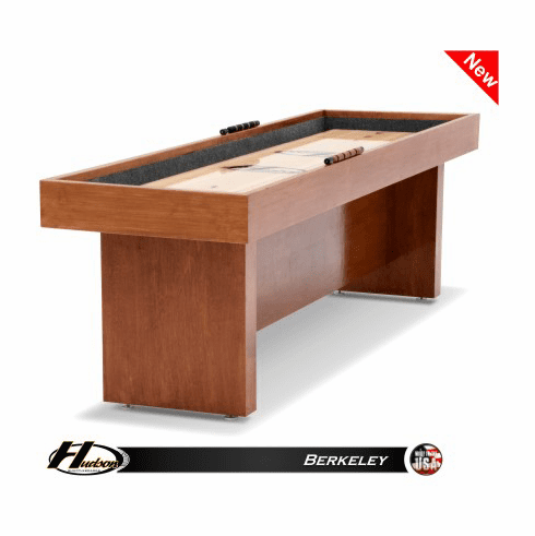 18' Hudson Berkeley Shuffleboard Table