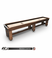 18' Hudson Sedona Limited Shuffleboard Table