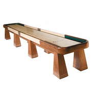 18' Saratoga Shuffleboard Table