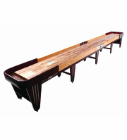 20' Champion Vintage Charleston Shuffleboard Table