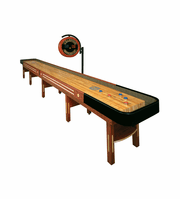 20' Grand Champion Shuffleboard Table