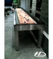 20' Hudson Metro Shuffleboard Table