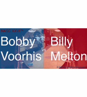 2016 North American Shuffleboard Championships - Pro Singles - Billy Melton vs Bobby Voorhis - Game 1