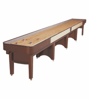 22' Ambassador Shuffleboard Table