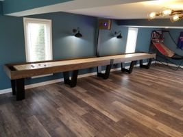 22' Shuffleboard Tables
