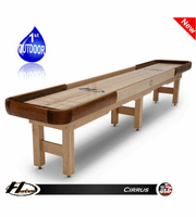 9' Hudson Cirrus Shuffleboard Table