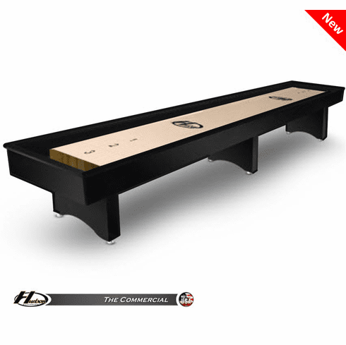 22' Hudson Commercial Shuffleboard Table
