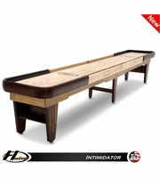 9' Hudson Intimidator Shuffleboard Table