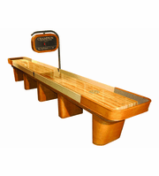 9' Champion Capri Shuffleboard Table