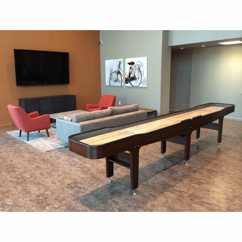 9' Champion Gentry Shuffleboard Table