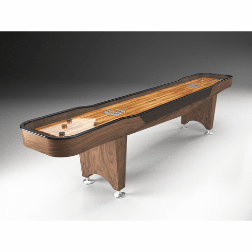 9' Champion Qualifier Shuffleboard Table