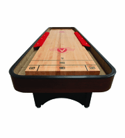 9' Classic Cushion Shuffleboard Table