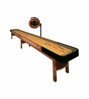 9' Grand Champion Shuffleboard Table