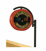 Champion Large Wooden Electronic Scoreboard