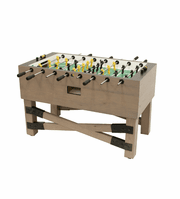 Champion Rustic Foosball Table