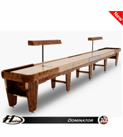 Dominator Shuffleboard Tables
