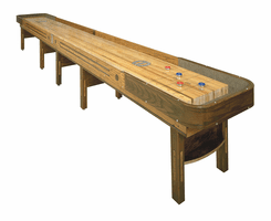 Grand Champion Limited Edition Shuffleboard Table