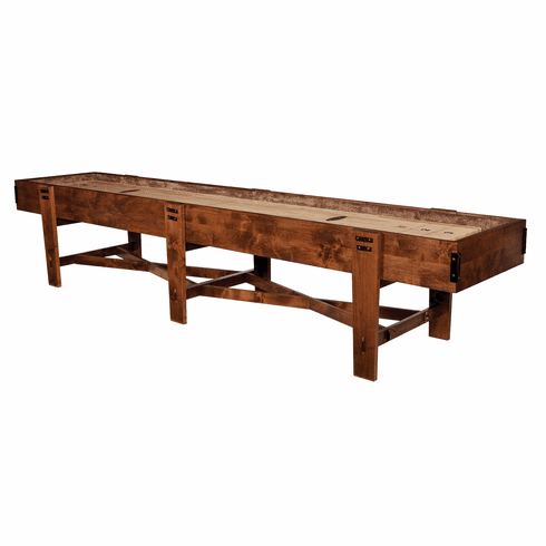 Heirloom Rustic Shuffleboard Table