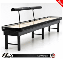 Hudson Octagon Shuffleboard Tables