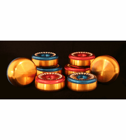 Pro Series Gold Shuffleboard Weights