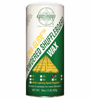 Shuffleboard Table Wax - Ultra-Glide T4 Speed Powder