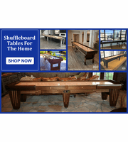 Shuffleboard Tables For The Home