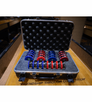 Shuffleboard Weight Case - 2/3 Set