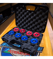 Shuffleboard Weight Cases - Single Set