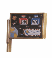 Venture Galaxy Double Sided