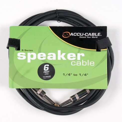 ACCU-CABLE S-614 SK Series Speaker Cable