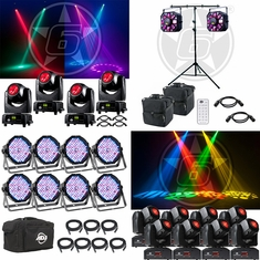 ADJ Lighting Packages