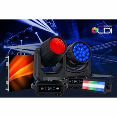 ADJ New Products LDI 2019