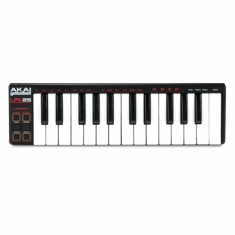 AKAI PRO LPK25 Laptop Performance Keyboard