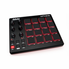 AKAI PRO MPD218 Feature-Packed, Highly Playable Pad Controller