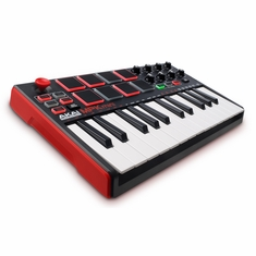 AKAI PRO MPK Mini mkII Compact Keyboard and Pad Controller