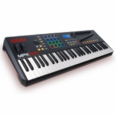 AKAI PRO MPK261 Performance Keyboard Controller