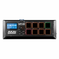 AKAI PRO MPX8 Mobile SD Sample Player