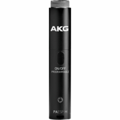 AKG PRO PAESP M Installed Accessories