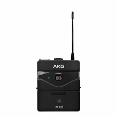 AKG PRO PT420 Band A Wireless Microphone System 420