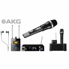 AKG PRO Wireless Microphones
