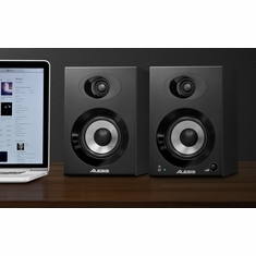 ALESIS Elevate 4 Powered Desktop Studio Speakers (Pair)